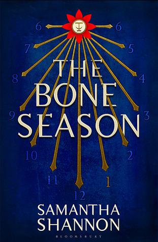 The Bone Season (The Bone Season #1) – Samantha Shannon