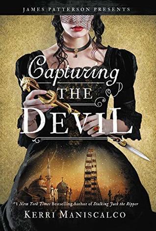 Capturing the Devil (Stalking Jack the Ripper #4) – Kerri Maniscalco