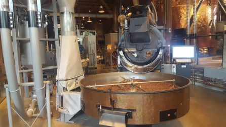 Starbucks Roastery Coffee Roaster