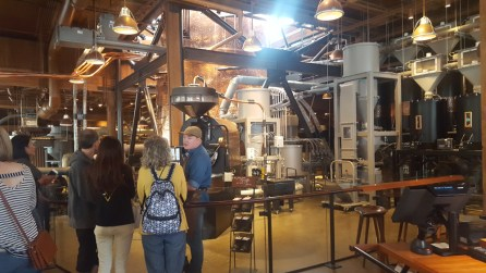 Starbucks Roastery Equipment