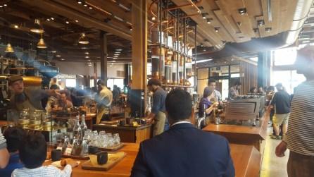 Starbucks Tasting Room Baristas