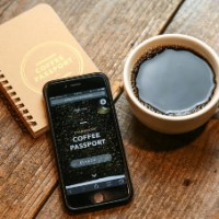 Starbucks Digital Coffee Passport