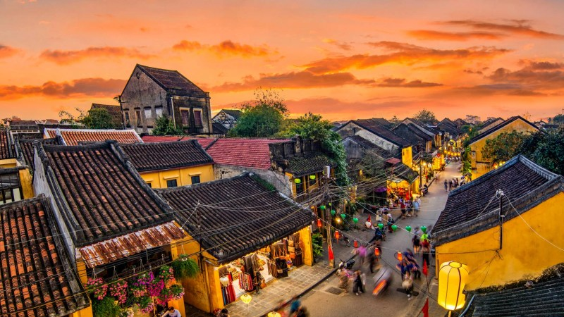 Hoi An's Ancient Town, Vietnam