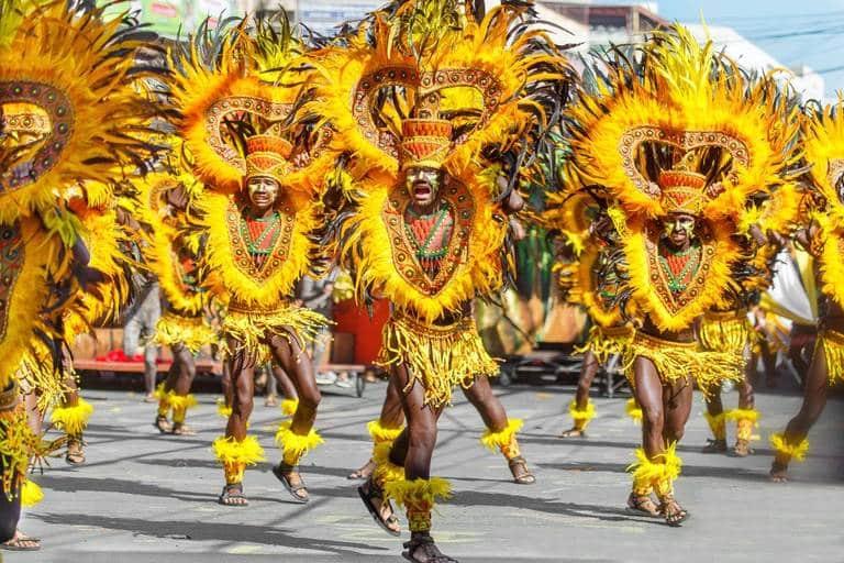 Ati-Atihan Festival, Kalibo, Philippines