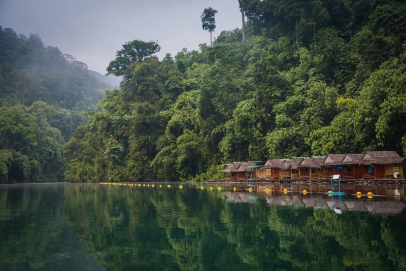 Khao Sok National Park bungalows