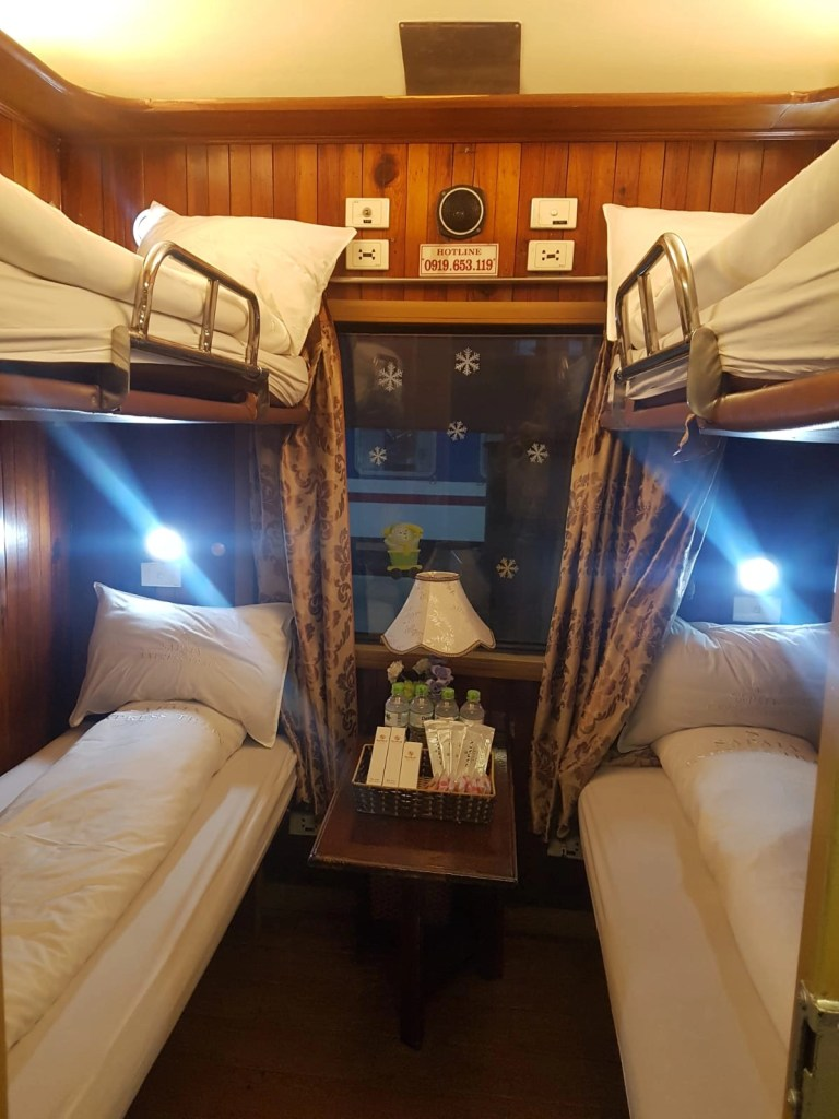 Sapaly train beds