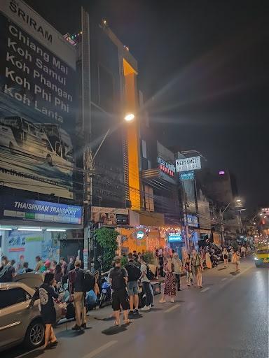 Bangkok ticket office