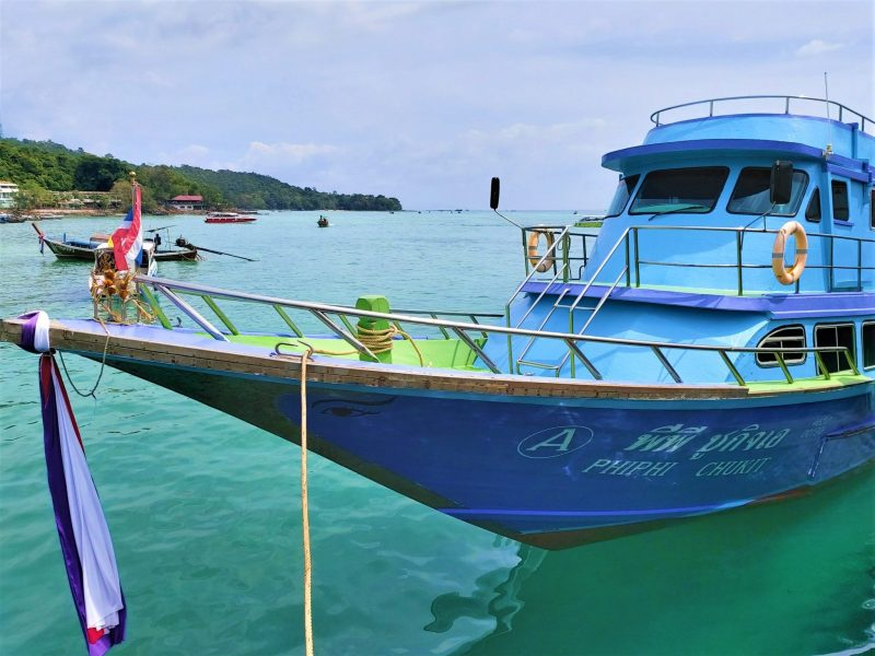 Ferry to Krabi from Koh Phi Phi