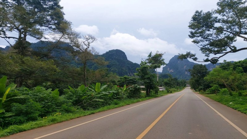 Ride from Ao Nang to Krabi