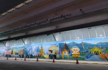 Chiang Rai street art