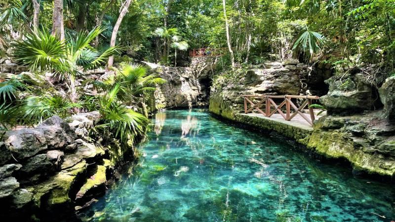 Mayan River, Xcaret