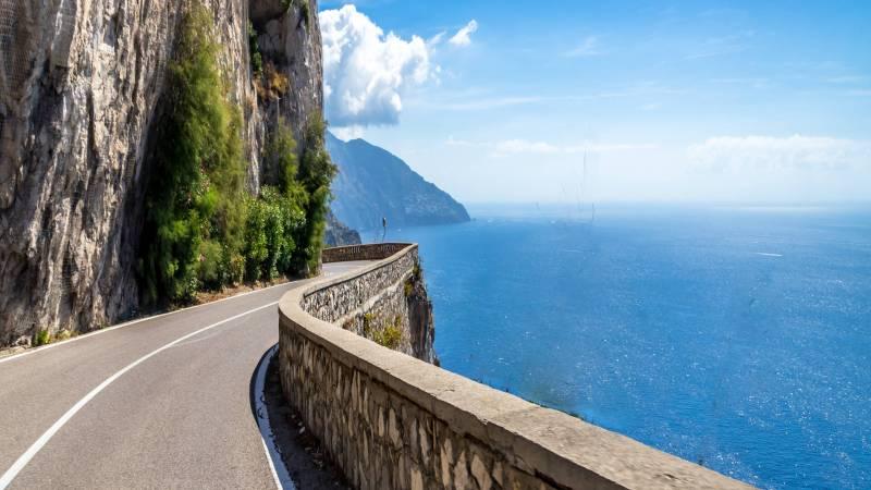 Amalfi Coast roads