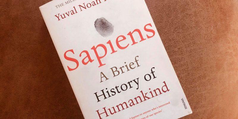Recensie: Sapiens van Yuval Noah Harari - Bookbarista.nl