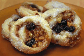 Persimmon Cookies by Julie McMillan