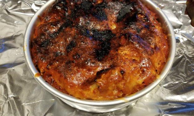 Instant Pot Lasagna with Fat Daddio Springform Pan