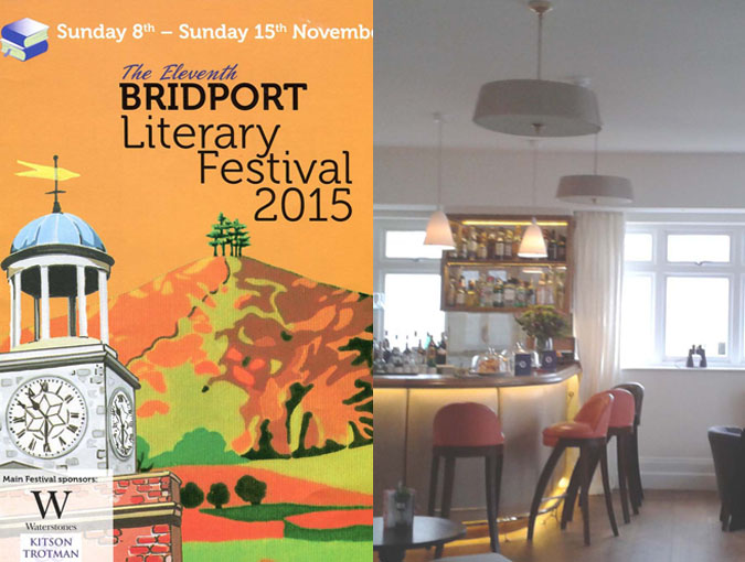 BookBlast™ at the 2015 Bridport Literary Festival #bookblastofficial