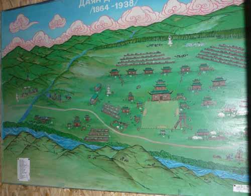 bookblast dayan deerkh monastery mongolia