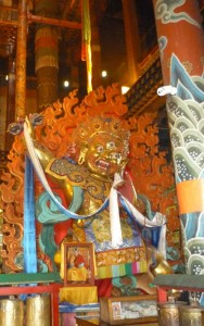 bookblast jamsran, gandan monastery