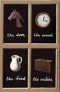 bookblast key of dreams magritte