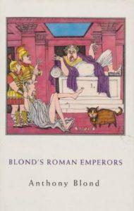 blond's roman emperors bookblast