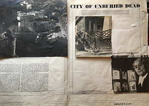 city of unburied dead by gael mayo, david seymour magnum 1 bookblast