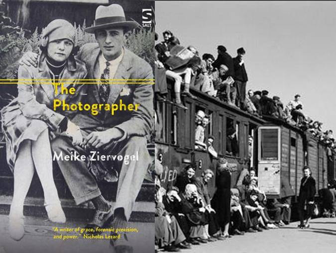 Book of the Week | The Photographer by Meike Ziervogel