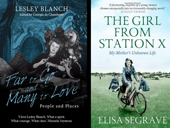 Lesley Blanch & the 1950s Woman | Waterstones, Gower Street, London W1