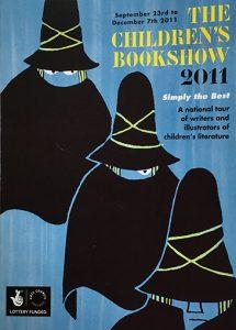 childrens bookshow flyer