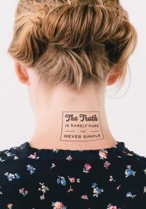 tatuaje temporare