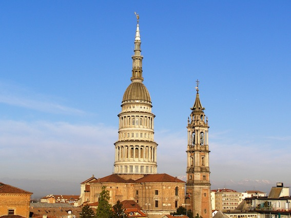 Cupola di San Gaudenzio a Novara