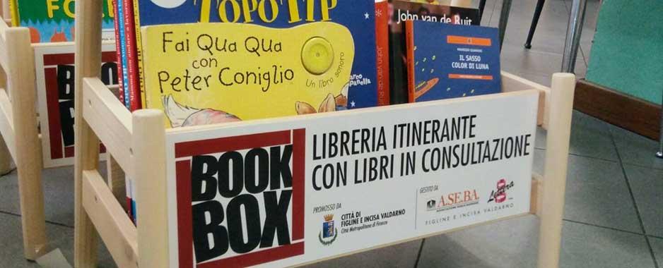A Figline arriva la libreria itinerante per bambini