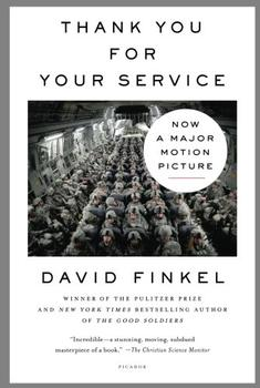 Thank You for Your Service Excerpt: Read free excerpt of