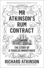 Mr Atkinson's mountain: from publisher to author, and back