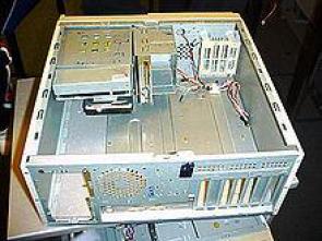 ATX desktop case.