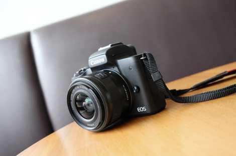 M50 Vlog Camera
