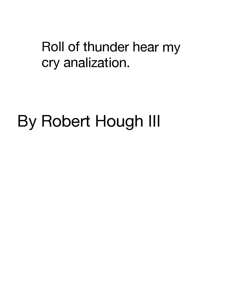 roll of thunder hear my cry plot diagram rheem rhsl wiring analization page 8778273 book 360605 bookemon