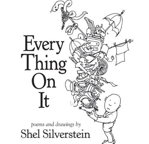 New Shel Silverstein Collection to be Released this Fall