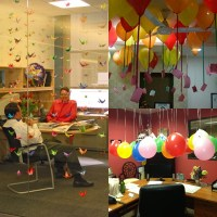 boss day decoration ideas