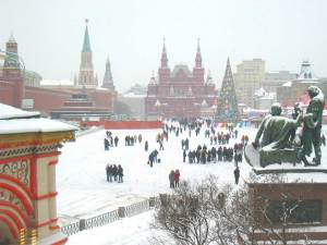 Moscow Snow | Book FHR Travel Blog