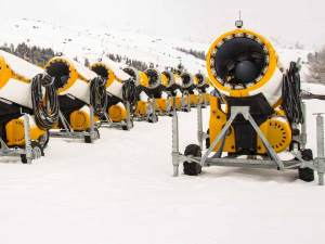 Snow Cannons | Book FHR Travel Blog