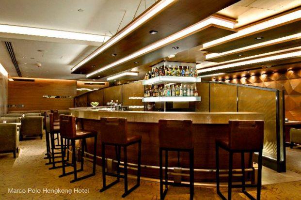 馬哥孛羅香港酒店大堂酒廊 - 尖沙咀酒吧 Bar ,馬哥孛羅香港酒店大堂酒廊, Lobby Lounge - SeeWide