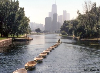 A Literary Tour Of Chicago, The Windy City