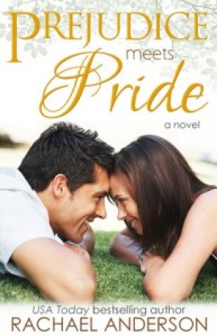 Prejudice Meets Pride by Rachael Anderson Book Cover
