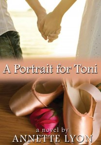 A Portrait for Toni book cover