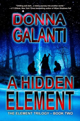 A Hidden Element by Donna Galanti