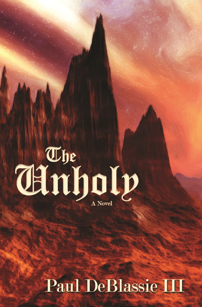 Haunted by The Writing Muse – The Unholy @pdeblassieiii Guest Post Giveaway