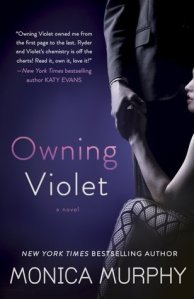 Giveaway Interview OWNING VIOLET by MONICA MURPHY @msmonicamurphy (12/12)