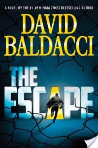 #Giveaway THE ESCAPE by DAVID BALDACCI @davidbaldacci @GrandCentralPub