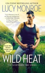#Giveaway Interview WILD HEAT by LUCY MONROE @lucymonroe @ForeverRomance