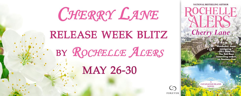 #Giveaway Excerpt CHERRY LANE by ROCHELLE ALERS @RochelleAlers @ForeverRomance